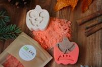 <p>Conjure up a relaxing bath with the help of Etsy Shop Eco Fab Sisters and their <span>Pumpkin Spice Delight Spa Set</span> ($20). Nights with this pumpkin spice bath bomb, soap, and bath salts set should help to ease those cold-weather scaries.</p>