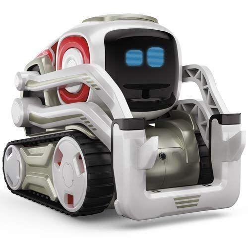 """<p><strong>Anki</strong></p><p>amazon.com</p><p><strong>$484.98</strong></p><p><a href=""""https://www.amazon.com/Anki-Cozmo-Educational-Robot-Kids/dp/B074WC4NHW?tag=syn-yahoo-20&ascsubtag=%5Bartid%7C10055.g.29419638%5Bsrc%7Cyahoo-us"""" rel=""""nofollow noopener"""" target=""""_blank"""" data-ylk=""""slk:Shop Now"""" class=""""link rapid-noclick-resp"""">Shop Now</a></p><p>This robot is about to be your kid's new best friend. Cozmo will encourage your 9-year-old to play fun (but still& educational) games with him, like memory and coding activities. What really impressed our kid testers the most was that <strong>it can even learn how to pronounce your child's name</strong>. You'll need a phone or tablet in order to play, but the drag-and-drop system makes it easy get started right away. <em>Ages 8+</em></p>"""