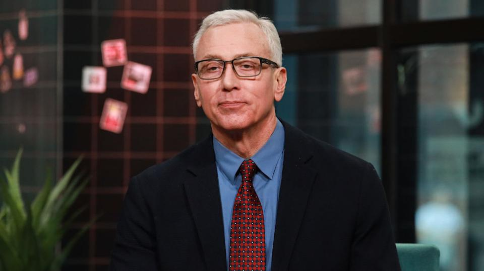 Dr. Drew Pinsky is opening up about his COVID-19 experience. (Photo: Jason Mendez/Getty Images)