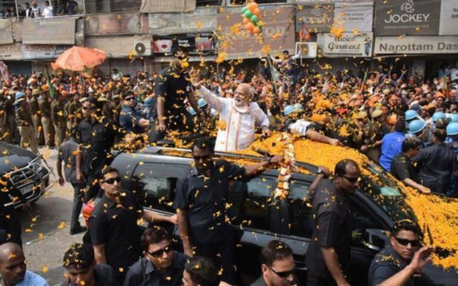 Uttar Pradesh Assembly Election Results 2017: How political colours have changed in UP over 5 years