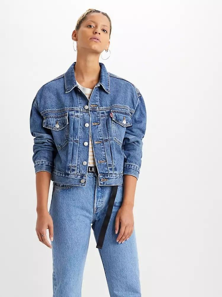 <p>It doesn't get much more classic than this <span>Levi's Heritage Fit Trucker Jacket</span> ($98).</p>