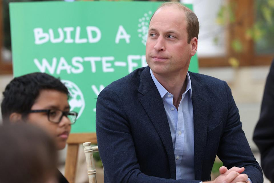 Prince William says our focus should be toward helping the Earth and not space exploration.