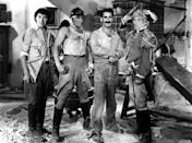 """<a href=""""http://movies.yahoo.com/movie/duck-soup/"""" data-ylk=""""slk:DUCK SOUP"""" class=""""link rapid-noclick-resp"""">DUCK SOUP</a> (1933) <br>Directed by: <span>Leo McCarey</span> <br>Starring: <span>Groucho Marx</span>, <span>Harpo Marx</span> and <span>Chico Marx</span>"""