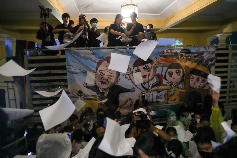 Thailand's 'Bad Students' demand minister's resignation, reforms