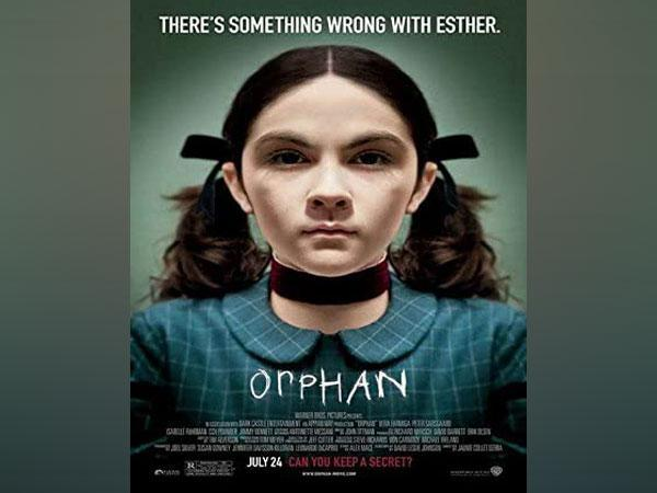 Poster of 'Orphan' (Image source: Instagram)