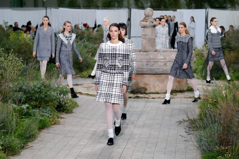 Chanel Haute Couture Spring/Summer 2020 collection