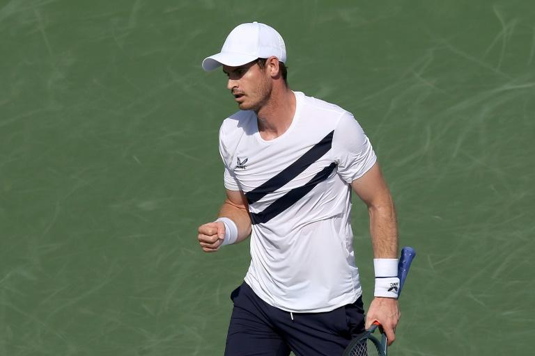 Murray makes triumphant start to year at US Open tuneup