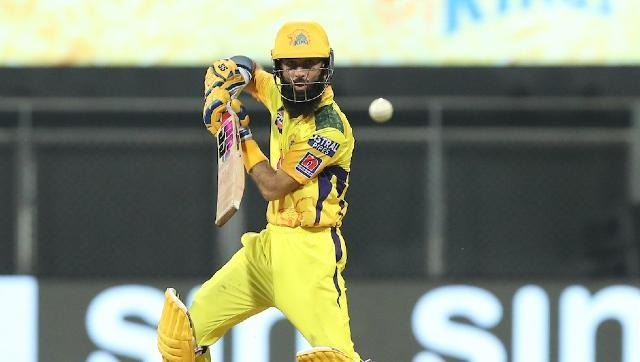 In reply, Moeen Ali shone with the bat, scoring 46 off 31 as Chennai got home in 15.4 overs. The left-hander's knock was fluent in his strokeplay and also chipped in with the ball, picking up one wicket. Sportzpics