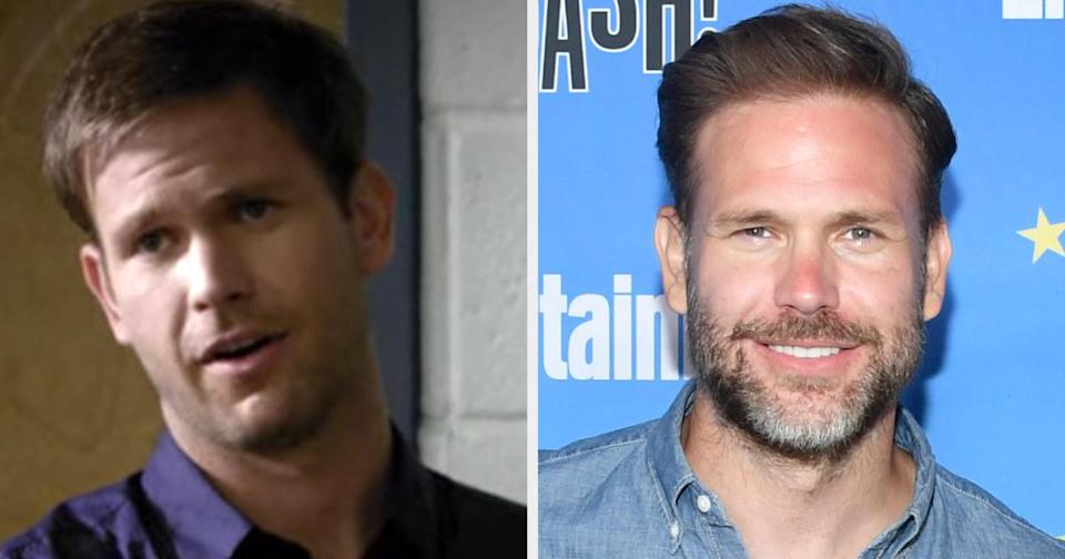 What else you've seen him in: Legacies, The Originals, Legally Blonde, Blue Crush, Cult, Damages, What About Brian, Pearl Harbor, and more