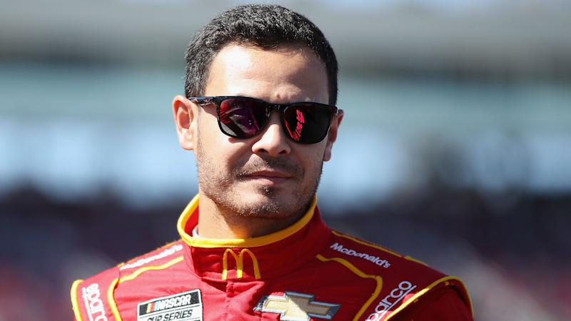 Kyle Larson is trying to return to NASCAR months after he was caught using racial slur