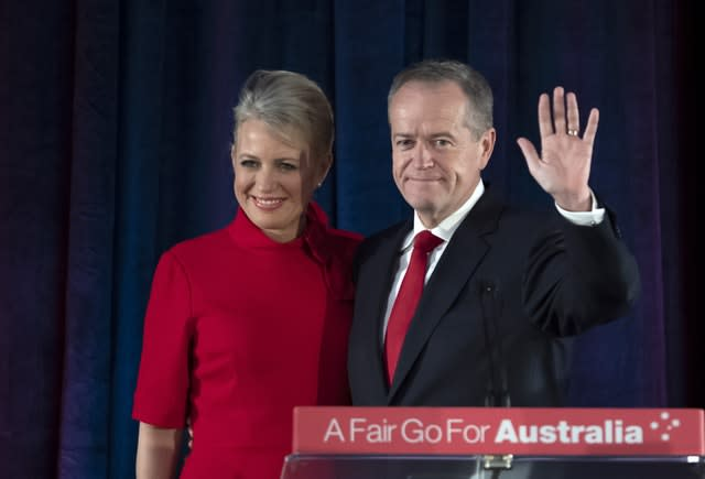 Australia's conservative coalition poised to secure outright parliamentary majority
