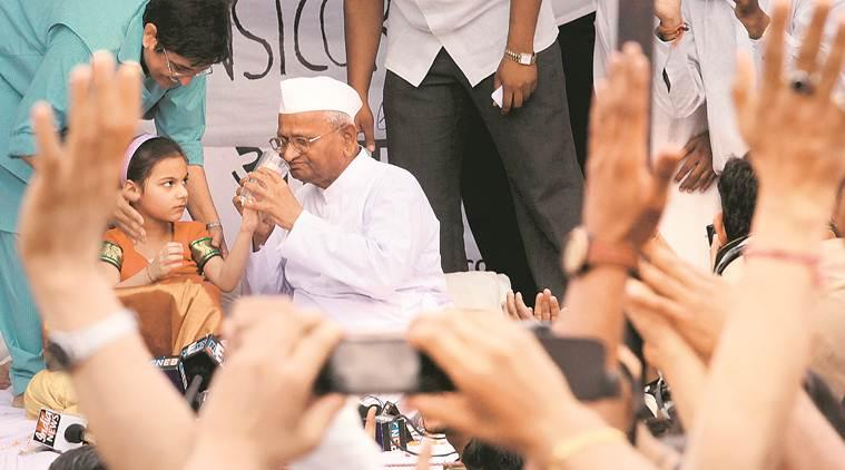 book on anna hazare, book on Lokpal movement, anna andolan, Arvind Kejriwal, indian express book reviews, indian express news