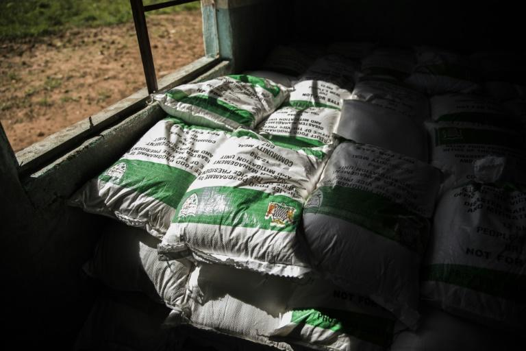 Zambia was hit by poor harvests in 2018 and 2019 - nearly half its population is unable to meet minimum calorie requirements, the UN says