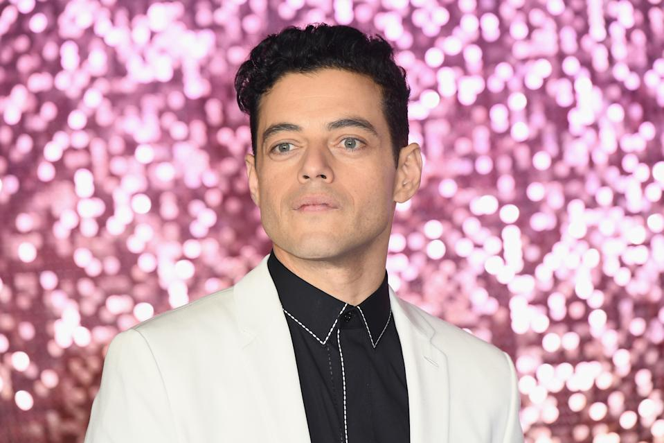 """Rami Malek said """"was not aware"""" of the allegations against Bryan Singer."""