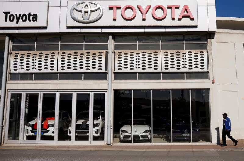 South Africa's auto industry ambitions threatened by coronavirus