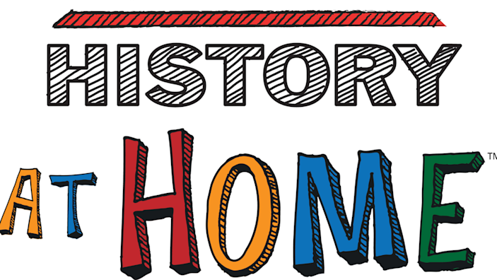 History at Home offers short and engaging history lessons