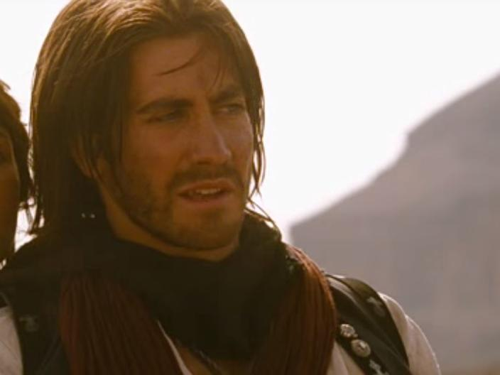 """""""Prince of Persia"""" aired in 2010."""