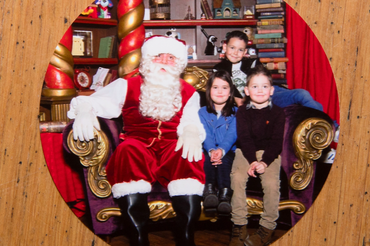 Mum left fuming after shopping centre Santa promises son