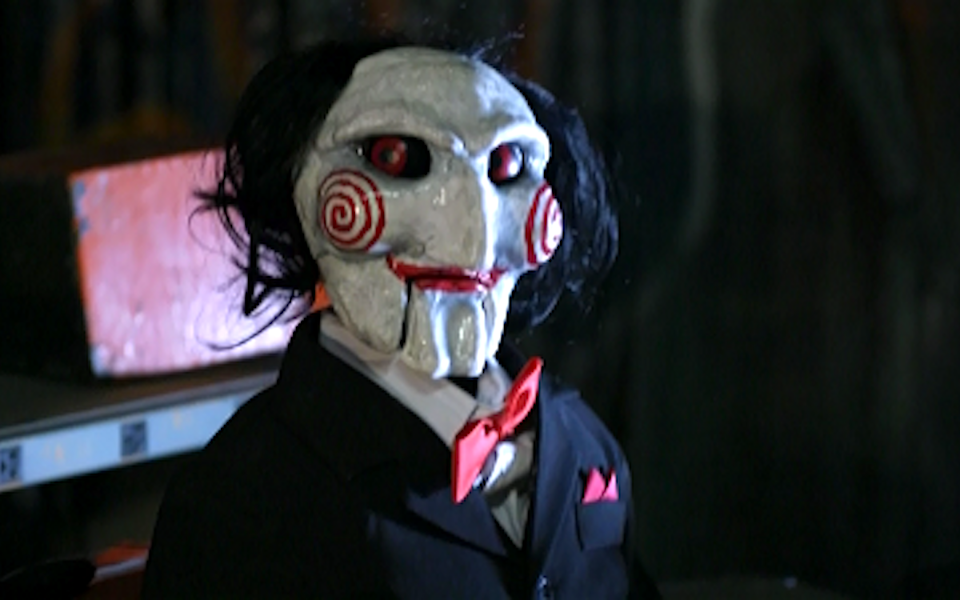 """<p>""""Do you want to play a game?"""" The notorious and torturous Jigsaw killer did... and it was mapped out across <strong>eight</strong> films. But the mind-puzzling game still isn't quite over. The ninth movie–a reboot starring Chris Rock and Samuel L. Jackson–is set for release in 2020.</p>"""