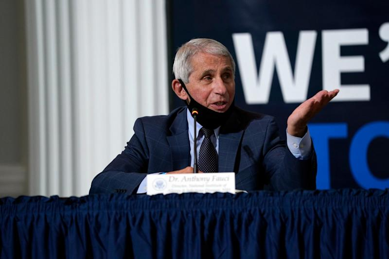 Top US Scientist Fauci Says it Might be Time to Make Masks Mandatory as Covid-19 Surges Across US