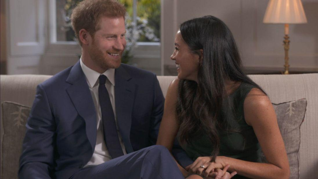 "<p>After watching footage of their engagement photo-all and interview, body language expert Judi James says Meghan subtly, and not-so-subtly took control of the situation. ""It's a bit of a role reversal,"" James <a rel=""nofollow"" href=""http://told"">told</a> <em>Newsweek</em>. ""When she did the interview, she was clearly very eloquent, comfortable and confident. She finished his sentences for him, she interrupted him once or twice, she even corrected him at one point when he was talking about the person that introduced them and she said, 'We don't want to mention names.'""<br />Unlike Princess Diana and Kate Middleton before her, Meghan is the first royal bride-to-be to appear comfortable in front of the cameras. James continues, ""I think, for women, it was quite healthy to see the first royal bride-to-be who's taking that kind of role in the interviews. It's usually quite submissive—they look quite anxious."" </p>"