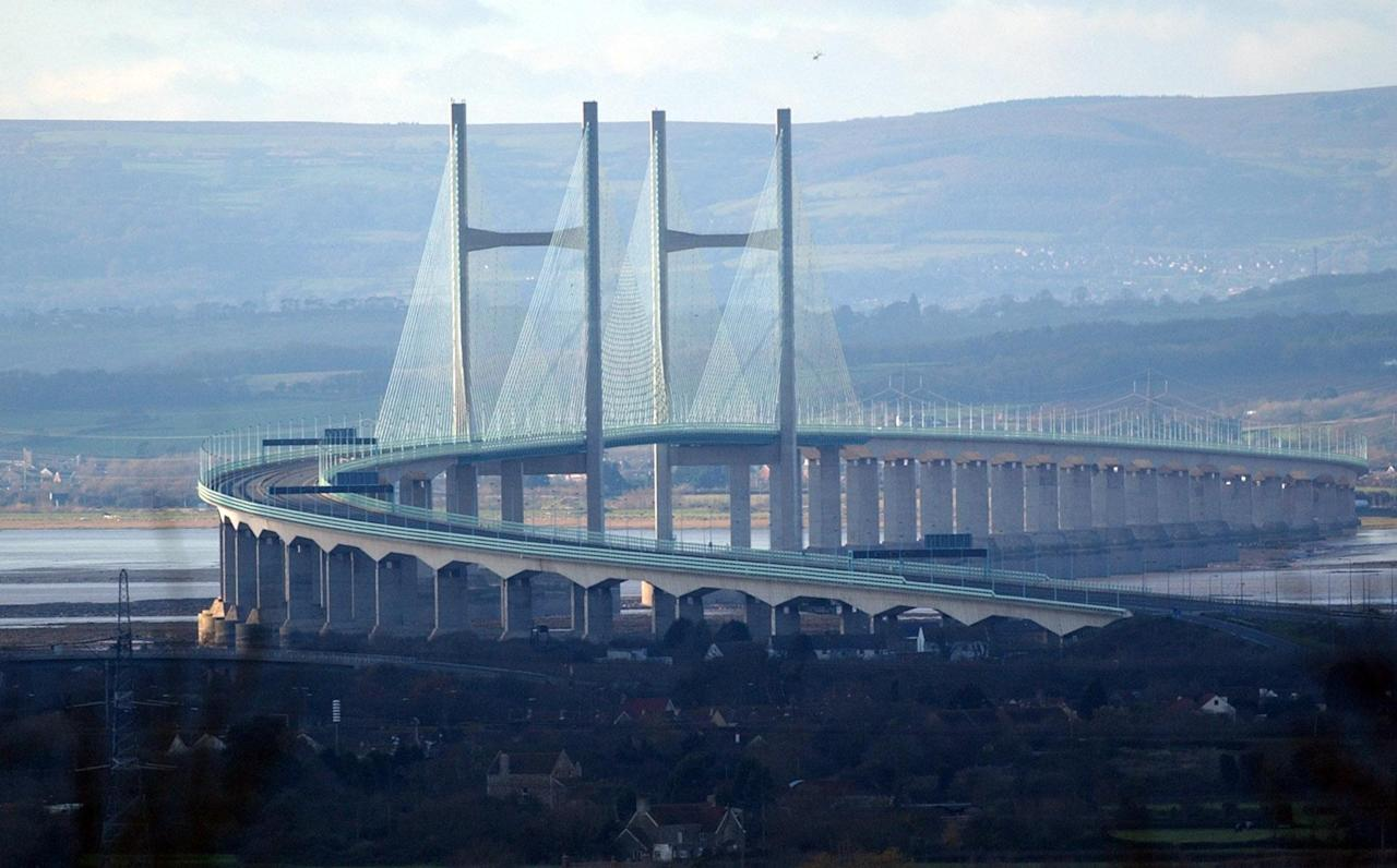 <p>The Second Severn Crossing is set to be renamed after Prince Charles to mark his 70th birthday year and 60 years since he became the Prince of Wales, the Welsh secretary Alun Cairns has said. (PA) </p>