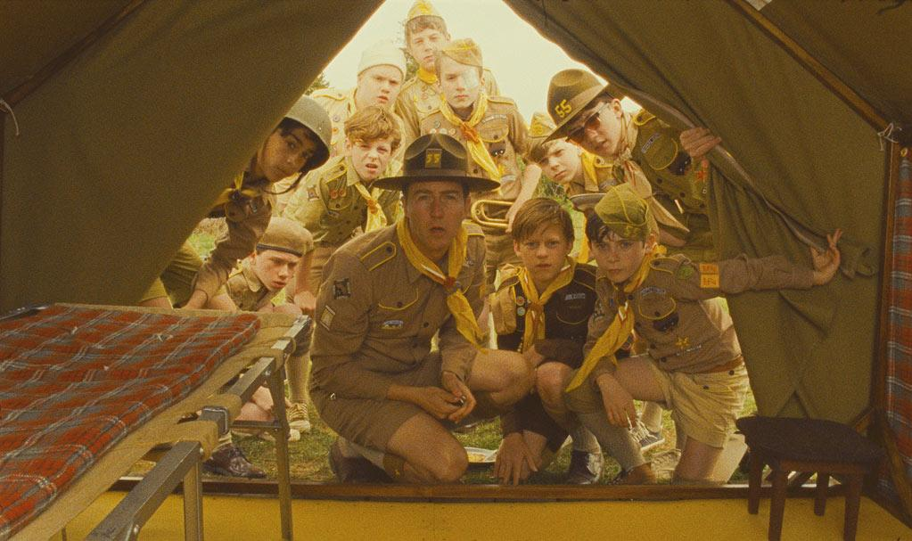 """<a href=""http://movies.yahoo.com/movie/moonrise-kingdom/"">Moonrise Kingdom</a>"" (May 16): A funky Wes Anderson (""Rushmore"") fantasy about 12-year-old lovers (newcomers Jared Gilman, Kara Hayward) who run away together, wreaking havoc on their New England community. Bill Murray, Frances McDormand, Bruce Willis, and Edward Norton add heft to the cast."
