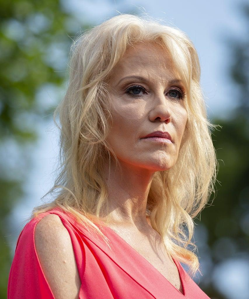 Kellyanne Conway Is Leaving The White House After Her Daughter Tweets About Seeking Emancipation