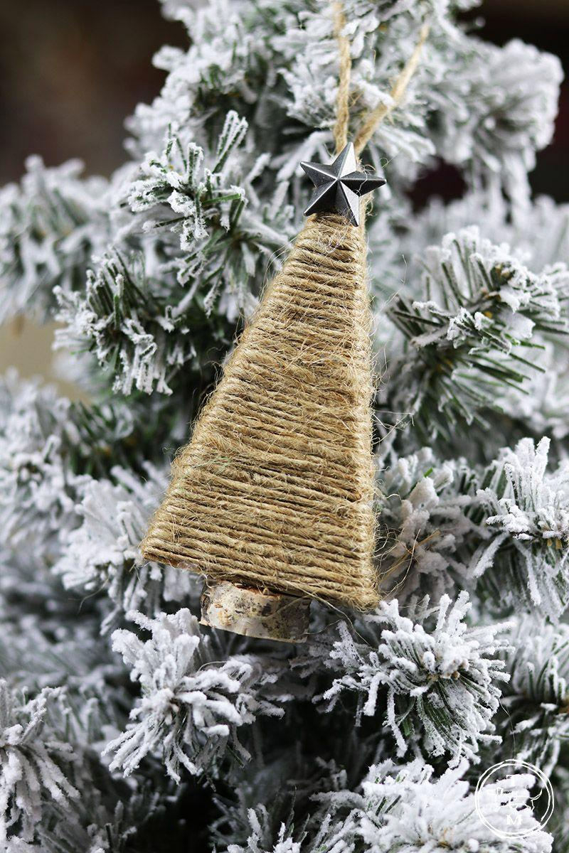 "<p>For those who love a farmhouse aesthetic, it doesn't get any better than these mini Christmas trees made from twine and metal. They'll give any tree a totally rustic feel.</p><p><strong>Get the tutorial at <a href=""https://thecottagemarket.com/quick-and-easy-farmhouse-christmas-ornament/"" rel=""nofollow noopener"" target=""_blank"" data-ylk=""slk:The Cottage Market"" class=""link rapid-noclick-resp"">The Cottage Market</a>.</strong></p><p><a class=""link rapid-noclick-resp"" href=""https://www.amazon.com/KINGLAKE-Natural-Christmas-Gardening-Applications/dp/B00WHXQIJA/ref=sr_1_1_sspa?tag=syn-yahoo-20&ascsubtag=%5Bartid%7C10050.g.1070%5Bsrc%7Cyahoo-us"" rel=""nofollow noopener"" target=""_blank"" data-ylk=""slk:SHOP TWINE"">SHOP TWINE</a></p>"