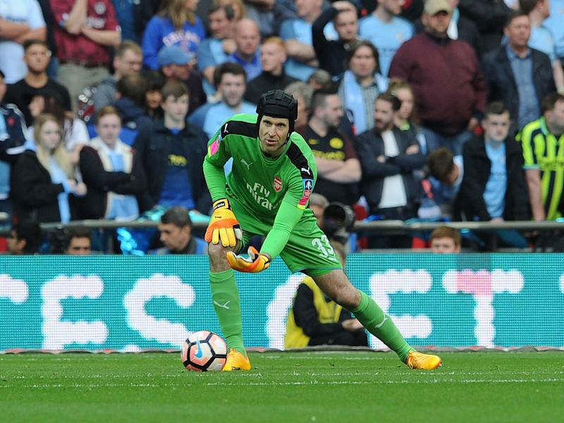 Petr Cech admitted that the pressure his side faces will continue to rise: Getty