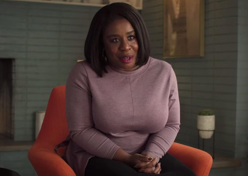 "Uzo Aduba stars as Dr. Brooke Taylor in HBO's ""In Treatment.""  (Photo: HBO)"
