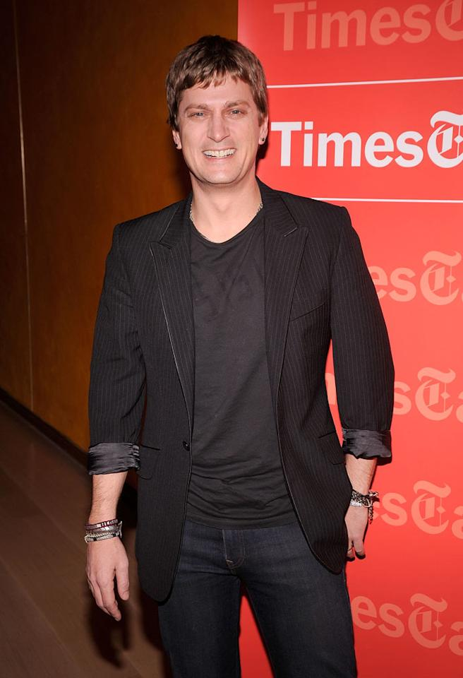 <b>Rob Thomas</b> on Team Cee Lo, Season 3
