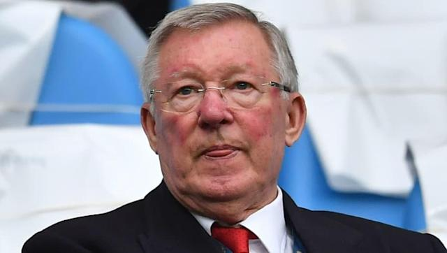 Former Manchester United manager Sir Alex Ferguson asked his son how his side got on during their last game of the season with his first words shortly after waking up from emergency surgery. The 76-year-old was rushed to Salford Royal Hospital for emergency surgery just hours before his son, Darren, was set to manage Doncaster Rovers in their last game of the year against Wigan Athletic. Ferguson is said to now be awake and talking following a successful operation, and it has been revealed...
