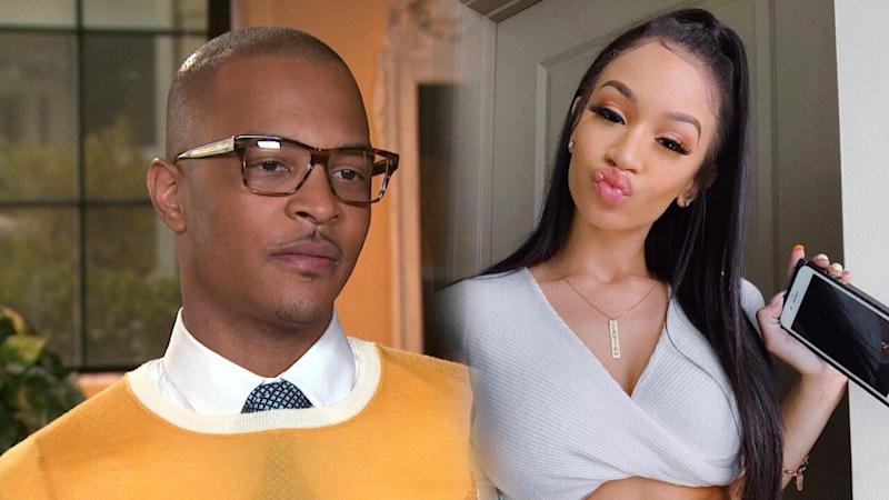 T.I.'s Daughter Deyjah Harris Seemingly Responds to His Comments About Her Virginity By 'Liking' These Tweets