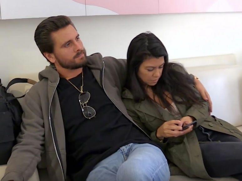 scott disick kourtney kardashian 825x580