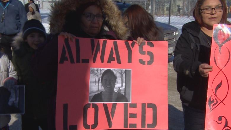 'She's loved and missed': Marilyn Rose Munroe remembered amid calls for justice