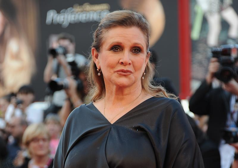 Carrie Fisher's official cause of death has been updated, and our hearts are breaking all over again