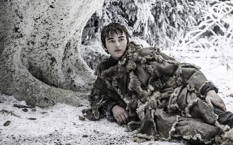 Bran Stark, quietly changing Westeros history - Credit:  Game of Thrones