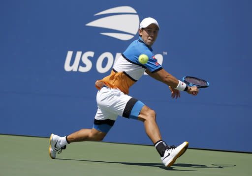 Kei Nishikori now negative for COVID-19 but out of US Open