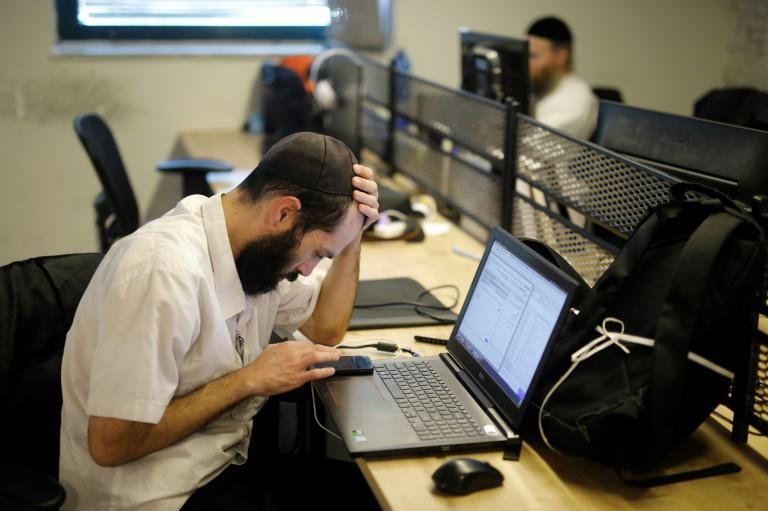 Only 52 percent of ultra-Orthodox men work, according to the Israel Democracy Institute think tank