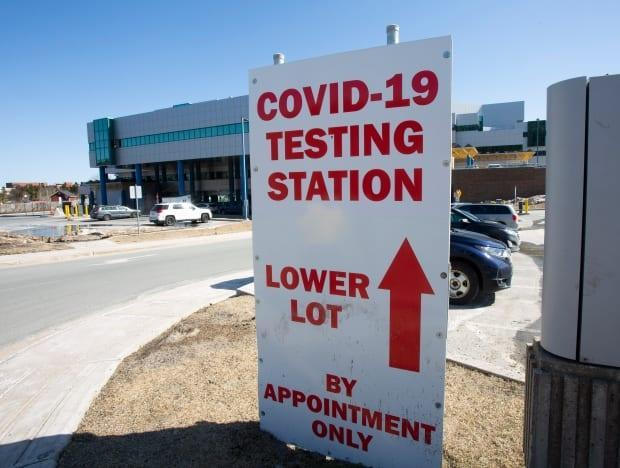 Newfoundland and Labrador is reporting 24 new confirmed cases of COVID-19 on Sunday as the province passed 300,000 completed tests. (Paul Daly/CBC - image credit)