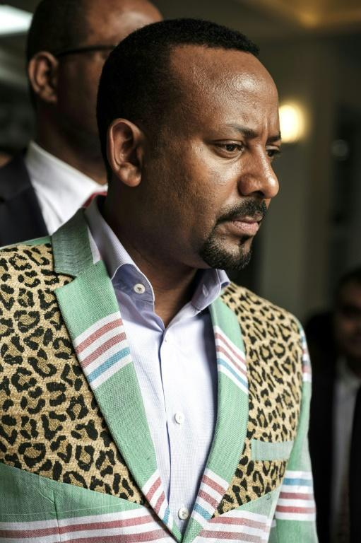 Violence in the volatile region is a major challenge for Ethiopian Prime Minister Abiy Ahmed, who was awarded the 2019 Nobel Peace Prize last week (AFP Photo/EDUARDO SOTERAS)