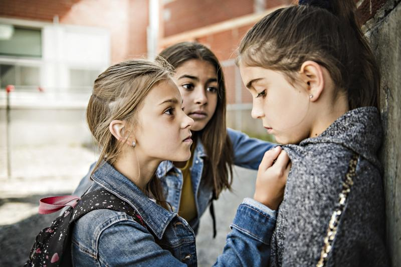 A vicious circle: How bullying can lead to violence at home