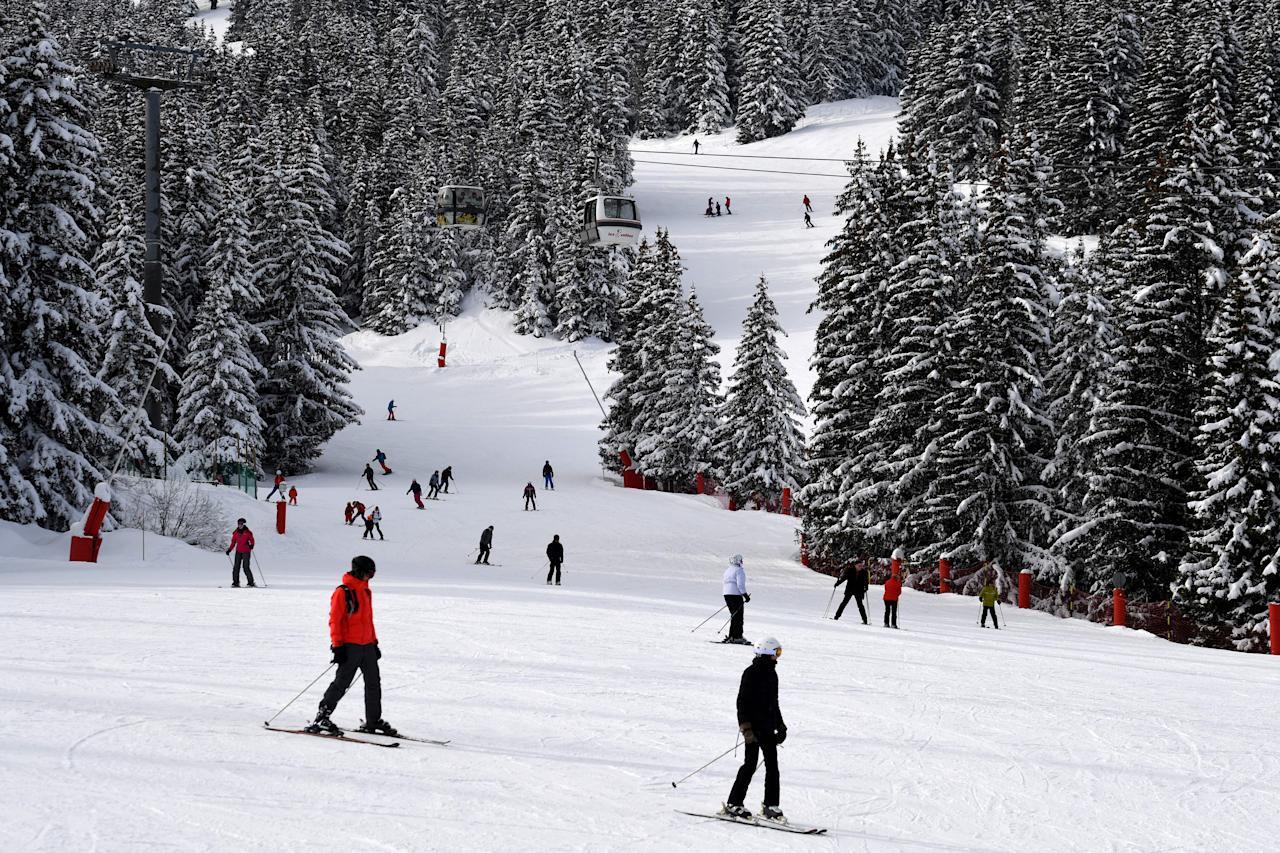 "<p>Courchevel is the door to the world's biggest linked ski area, with Les 3 Vallees' 600km of pistes. And <a rel=""nofollow"" href=""https://www.skifrance.co.uk/holiday-rentals/france/alps/courchevel/hotel-courchevel-olympic/?date=2018-01-10&duree=7"">Hotel Courchevel Olympic</a> offers Champagne quality for a distinctly lemonade price tag. It's just 100m from the nearest ski lift and had a swanky facelift last season. A week's stay from 10 January costs £517 pp including breakfast. Flights are from £58 pp with easyJet. Book with Ski France (0203 475 4756, <a rel=""nofollow"" href=""http://www.skifrance.co.uk%29/"">www.skifrance.co.uk)</a> </p>"