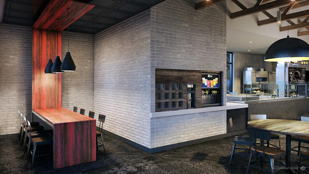 Taco bell s new restaurants are unrecognizable