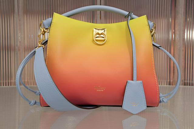 Mulberry CEO: 'The shutting of all our physical stores has had, and will continue to have, a marked effect on our business'. (Dave Benett/Getty Images for Mulberry)