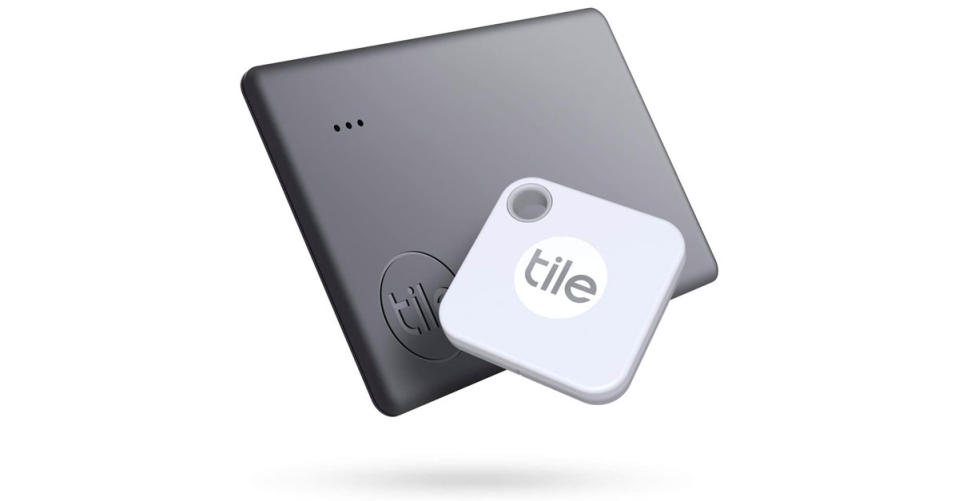 Tile Bluetooth Tracker - 2-pack (Photo: Amazon)