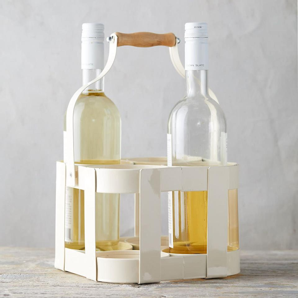 """Sometimes you need a glass. Sometimes you need a bottle. <a href=""""https://yhoo.it/2YL11l1"""" rel=""""nofollow noopener"""" target=""""_blank"""" data-ylk=""""slk:Find it for $35 at Terrain"""" class=""""link rapid-noclick-resp"""">Find it for $35 at Terrain</a>."""