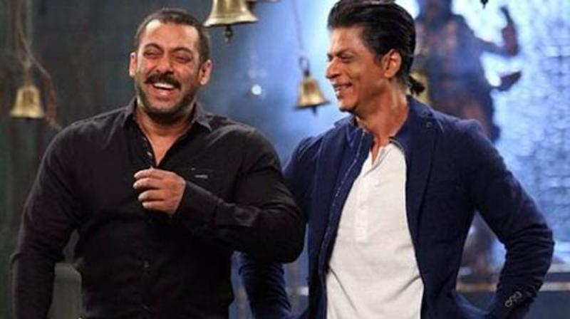 Did you know Salman wanted to buy SRK