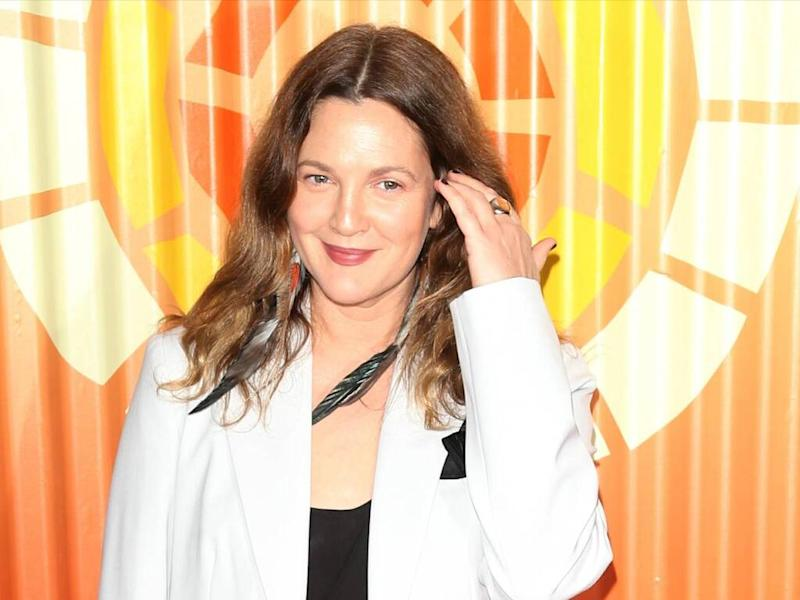 Drew Barrymore mistakenly sent video of herself dressing to young boy